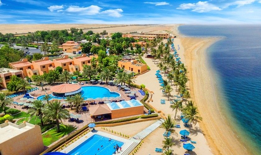BM Beach Resort (ex Smartline Bin Majid Beach Resort)