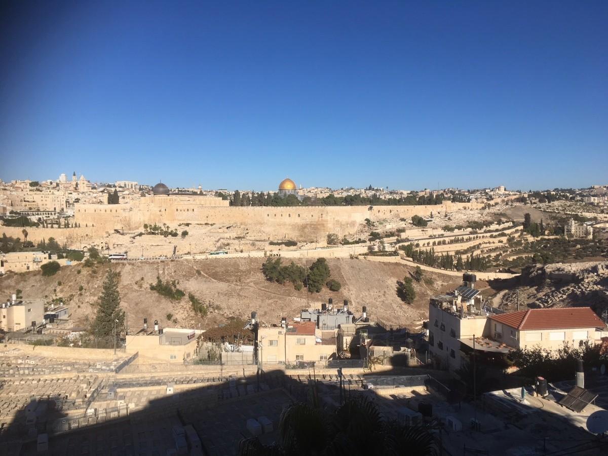 Jerusalen Panorama