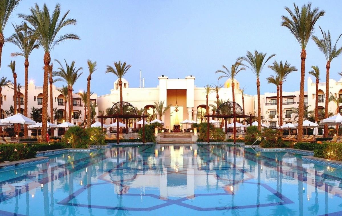 The Palace Port Ghalib Resort