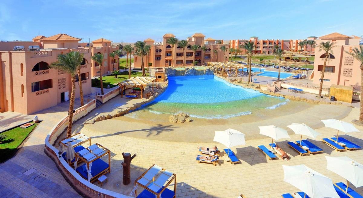 Albatros Aqua Blu Resort Hurghada (ex. Sea World)