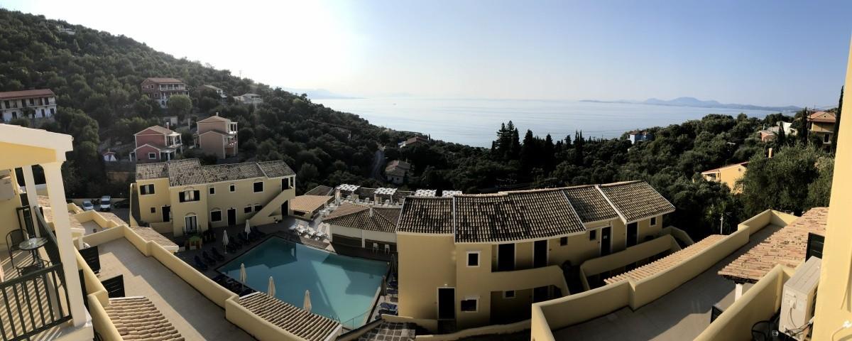 Corfu Aquamarine (ex. Corfu Residence)
