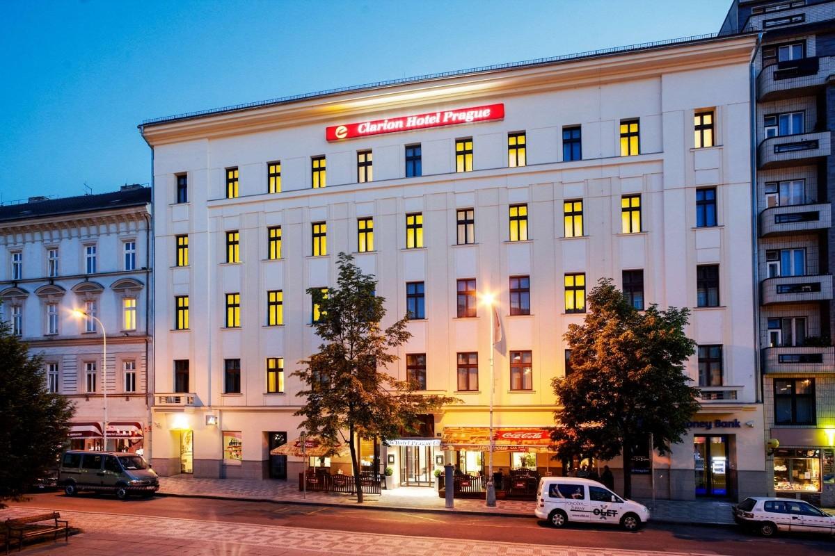 Clarion Hotel City Prague