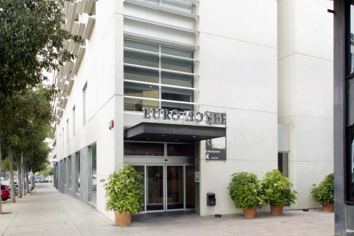 Eurohotel Diagonal Port
