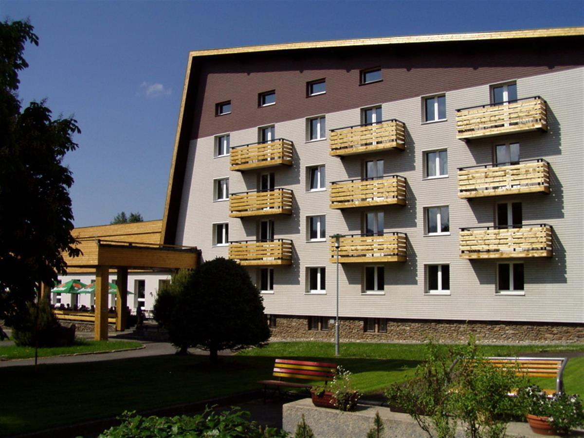 Šumava (depandance hotelu Srní)