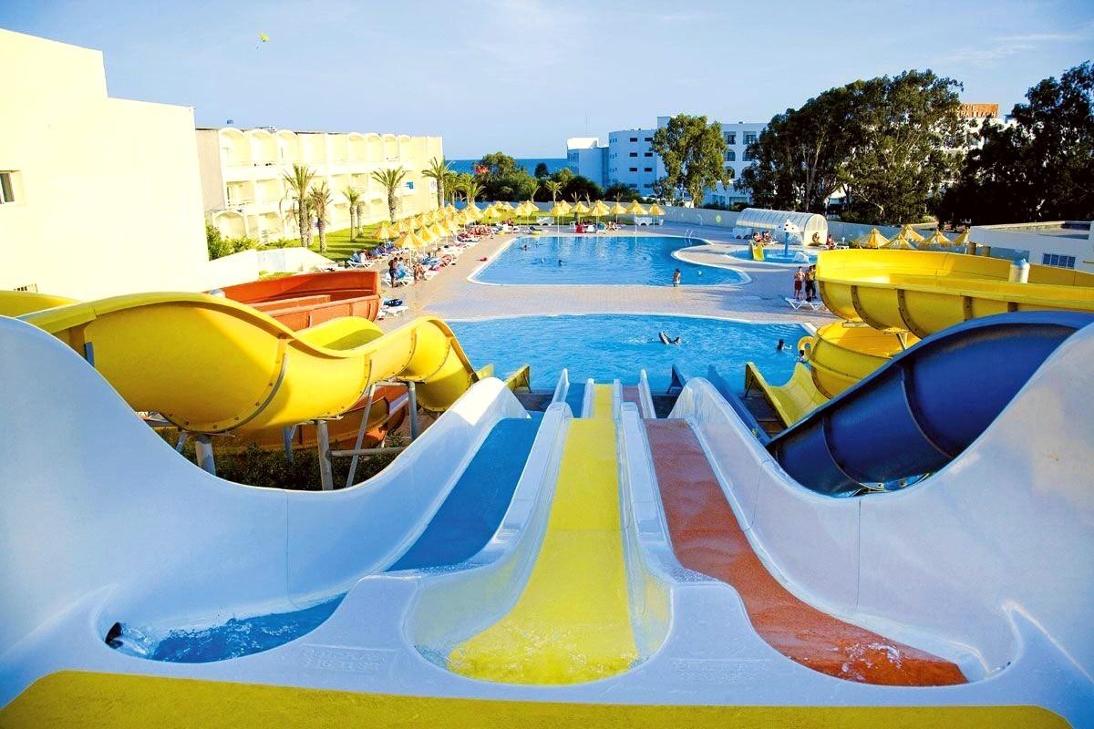PrimaSol Omar Khayam Resort & Aquapark