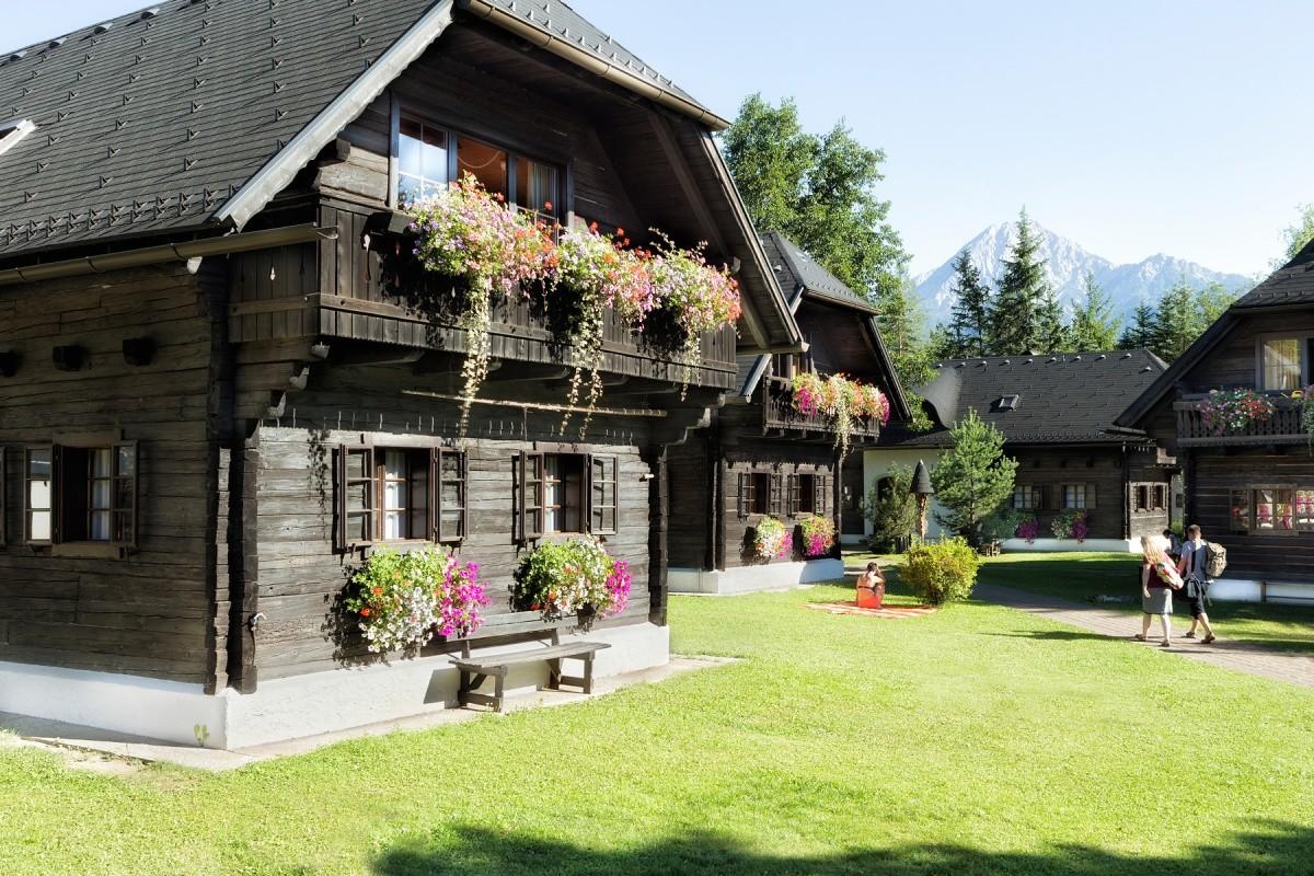 Naturel Hoteldorf Schönleiten
