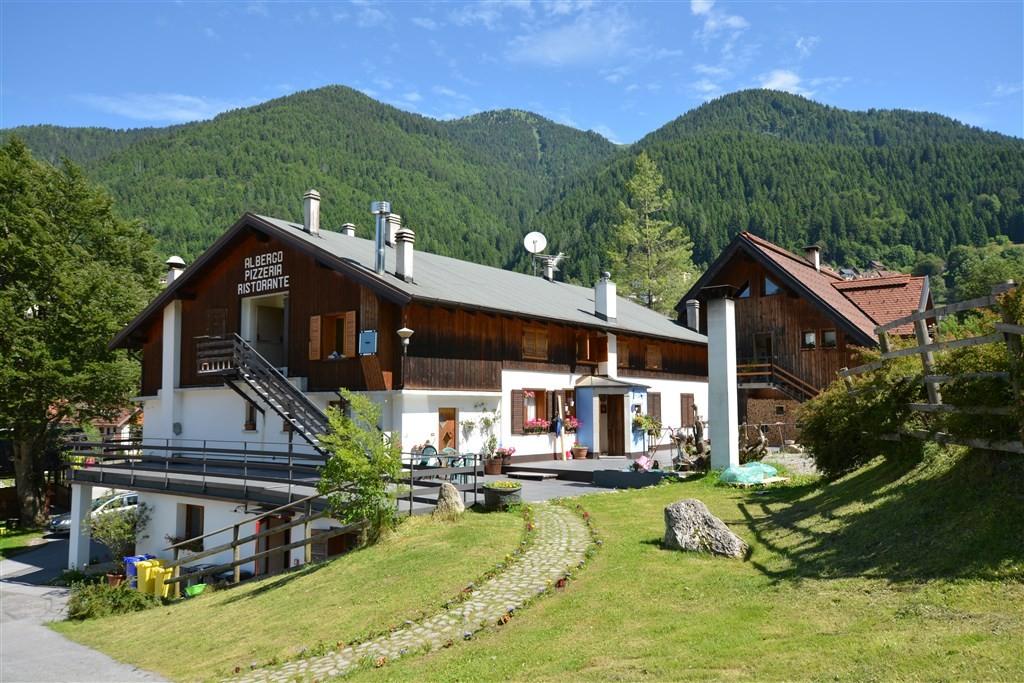 Penzion Pace Alpina (Ravascletto/Zoncolan)