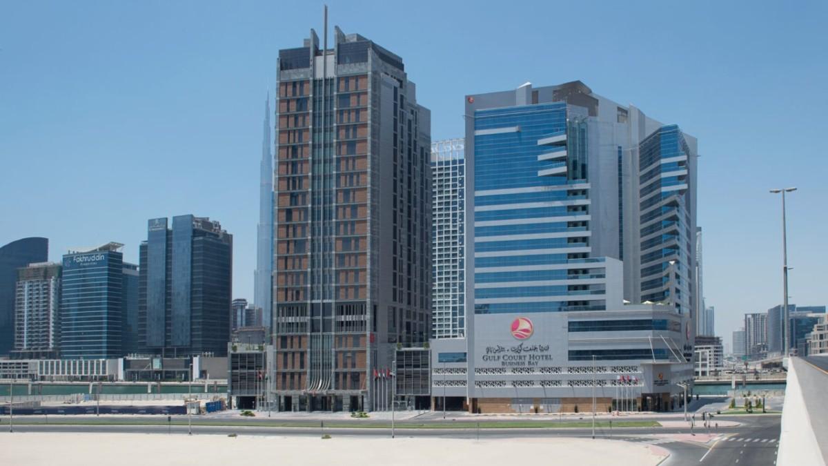 Gulf Court Business Bay