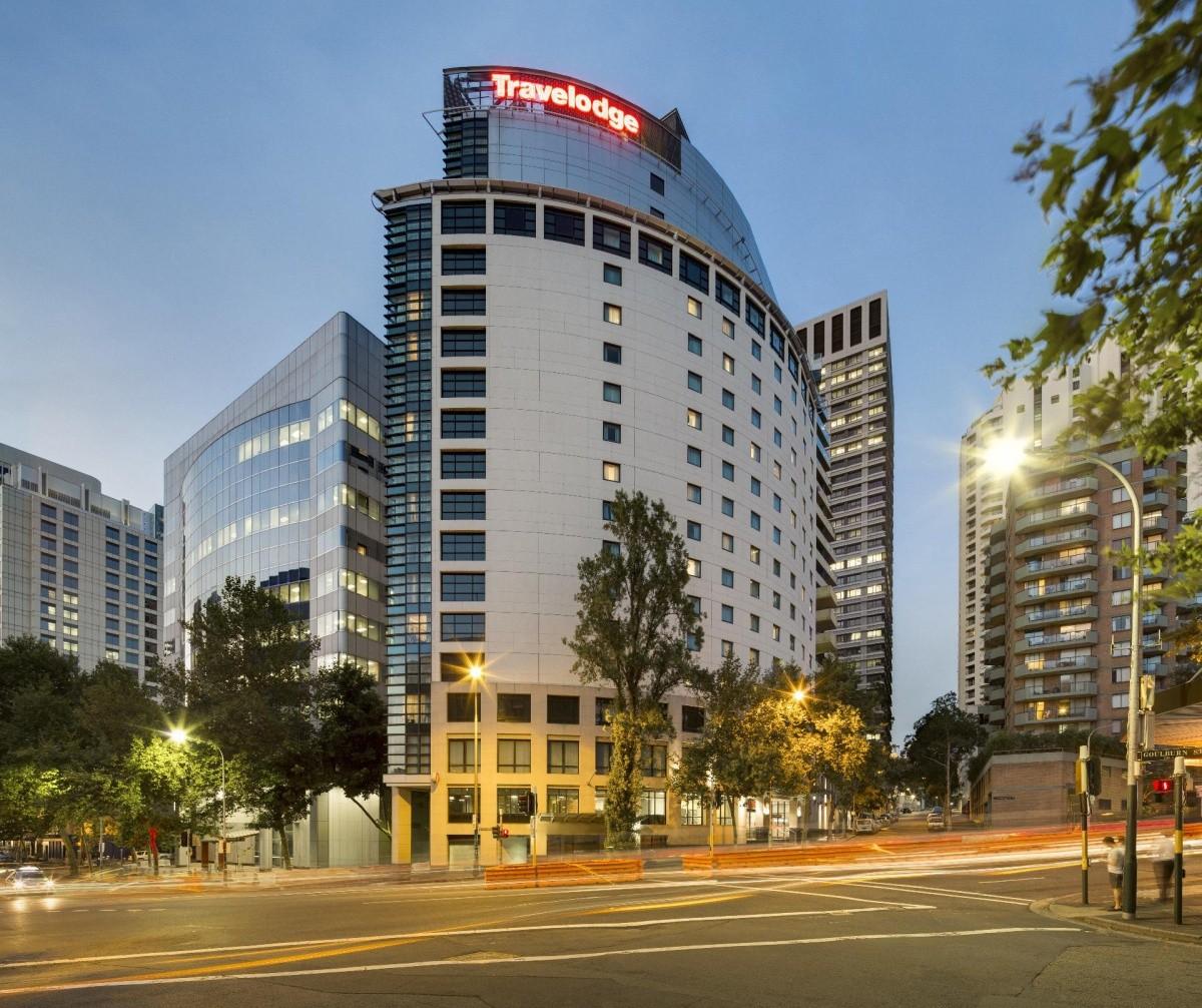 Travelodge Hotel Sydney