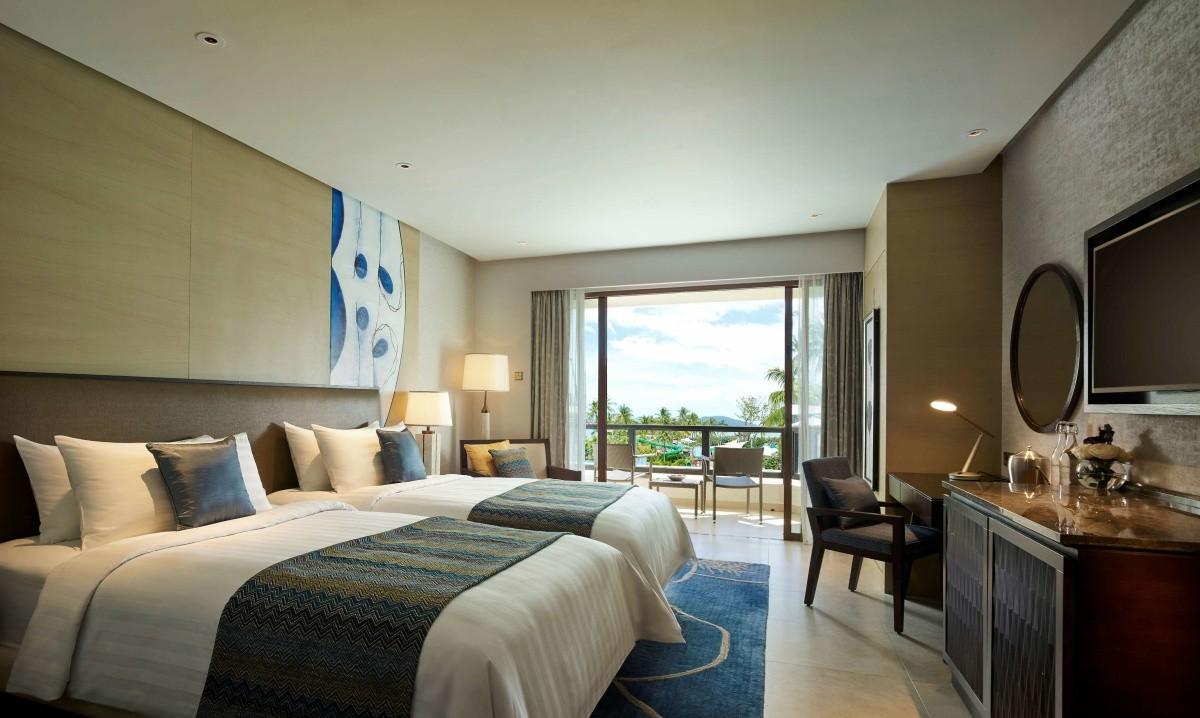 Shangri La Tanjung Aru Beach Resort & Spa (Kota Kinabalu)