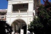 Restaurace Alá -Ali Bey Resort Sorgun