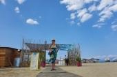 Jasmín beach