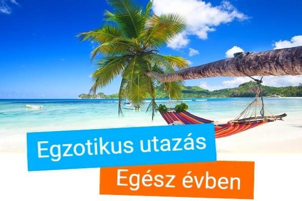 Egzotikus utazások