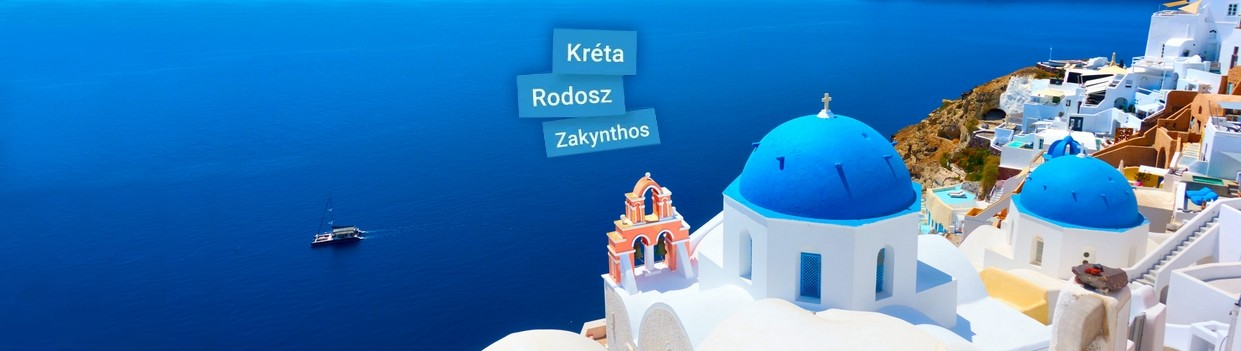 Ismerje meg az olimpiai játékok hazáját és a görög kultúrát