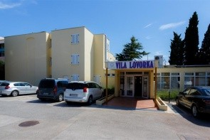 Depandansy Villa Lovorka