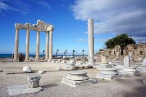 Apollonův a Athénin chrám