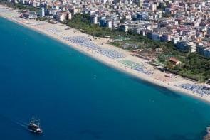 Kleopatřina pláž