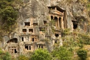 Lýkijské hrobky