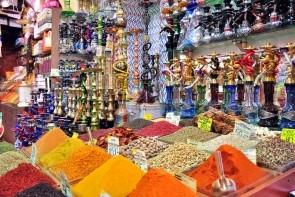Velký bazar v Marmarisu