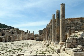 Patara ruiny