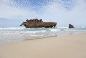 Vrak lode Cabo Santa Maria