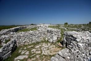 Ruiny pevnosti Monkodonja