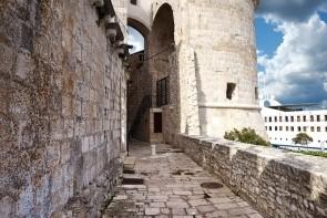 Městské hradby a věže