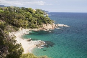 Pláž Cala Boadella