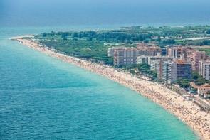 Pláž S'Abanell