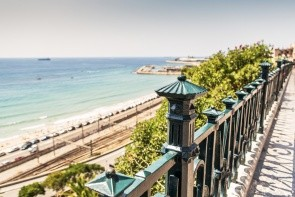 Balkon Středomoří