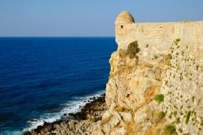 Pevnost Fortezza v Rethymnu