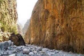 Kaňon Samaria