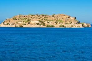 Ostrov s pevnosťou Spinalonga