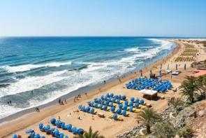 Pláž Playa del Inglés