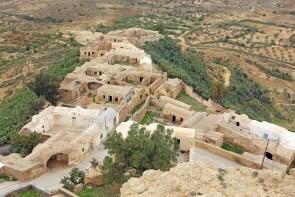 Berberská osada Takrouna