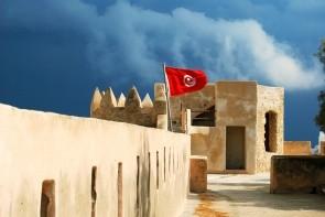 Pevnost (Kasbah) v Hammametu