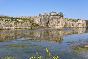 Benátská pevnost Agia Mavra