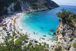 Pláž Vassiliki