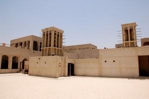 Dům šejka Saeed Al Maktoum