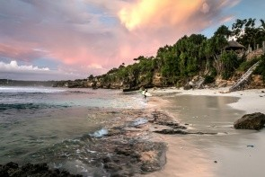 Ostrov Nusa Ceningan