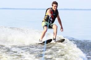 Vlek pro vodní lyžování