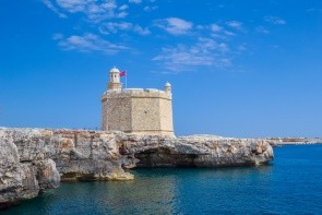 Obranná veža Castell de Sant Nicolau
