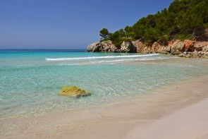 Pláž Escorxada