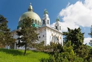 Kostel Am Steinhof