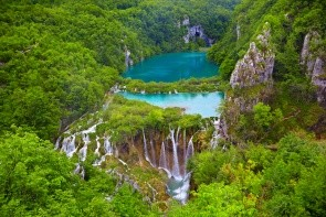 Plitvické jezera