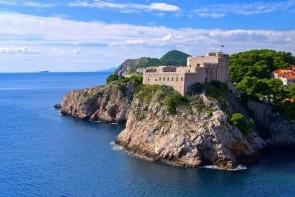 Pevnost Lovrjenac
