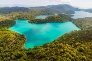 Veľké a malé jezero