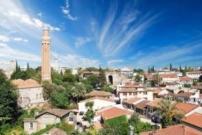 Kaleiçi (Stará Antalya)