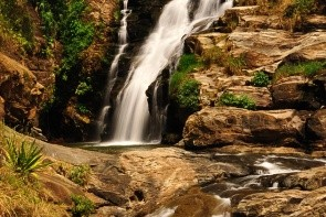 Vodopády Ravana