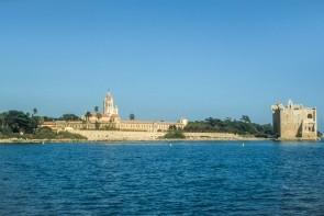 Ostrov Saint Honorat